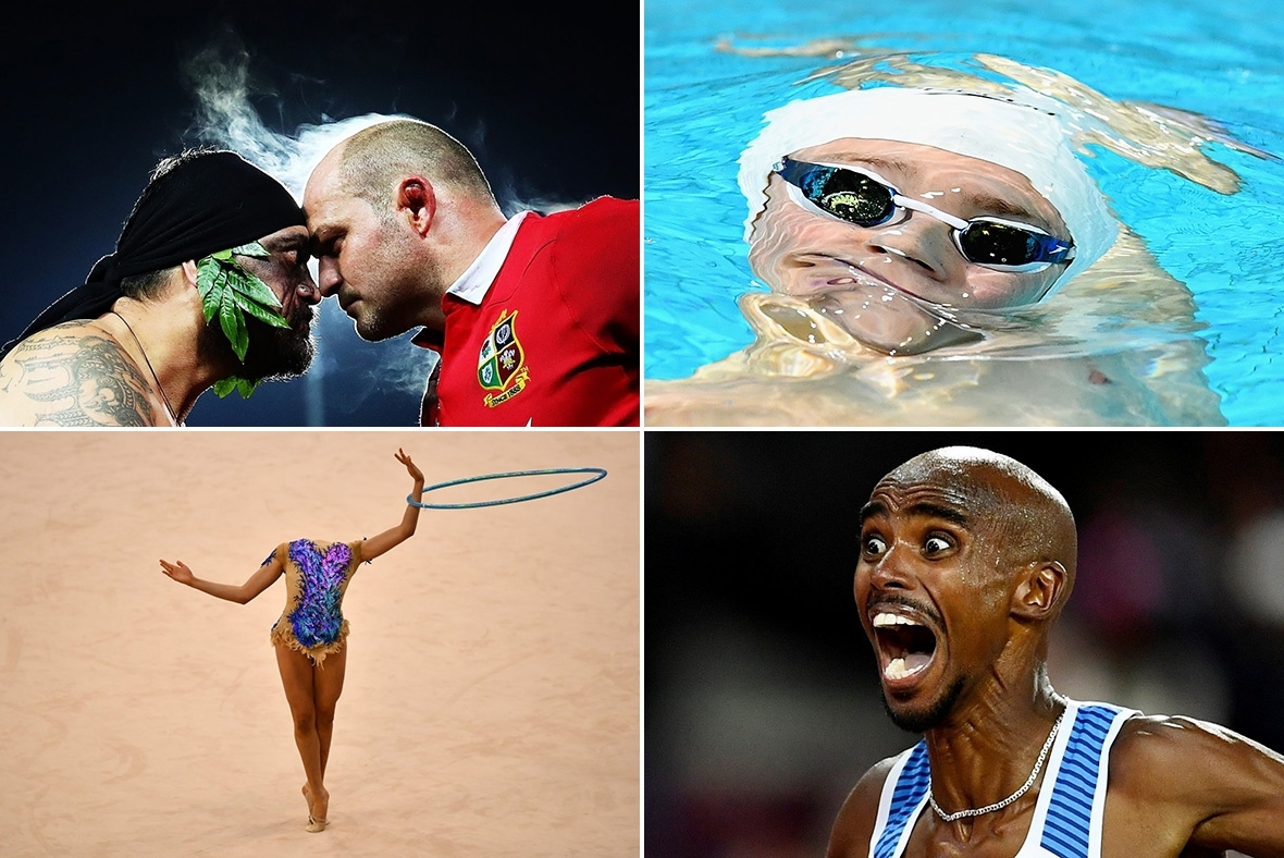 Pictures of the Year 2017 sport