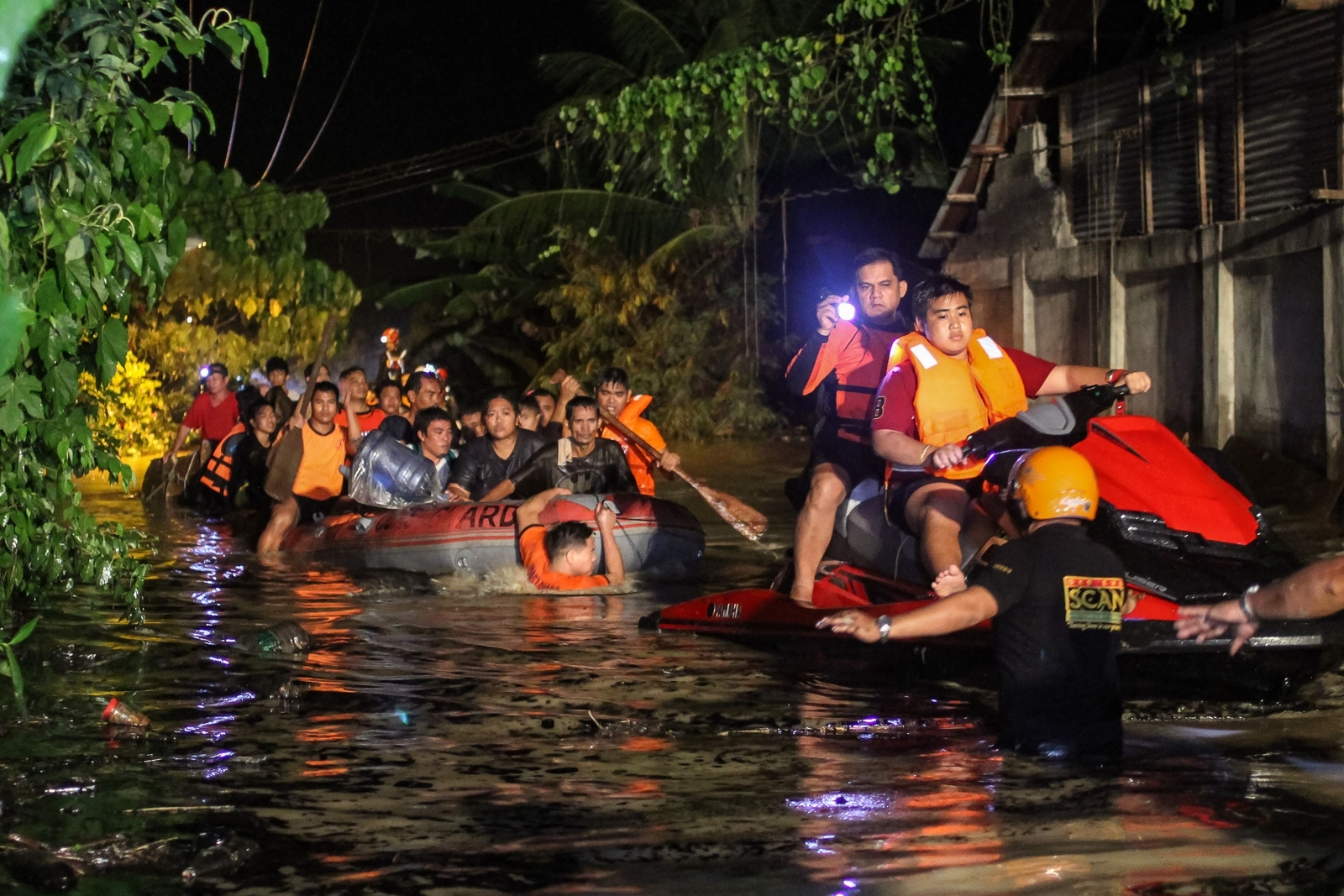 Philippines tropical storm death toll climbs to 30, officials say