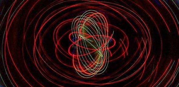 Quantum particles secret movement tracked