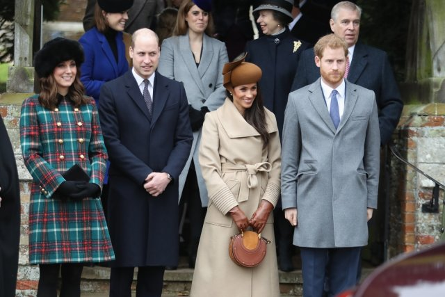 Harry and Meghan believed these family members were leaking 'negative stories' to British media