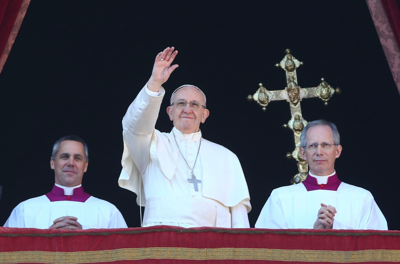 Pope Francis St. Peter's Square Vatican