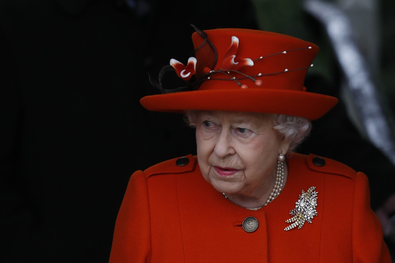 Security Threat To The Queen Concerns Raised As Royal