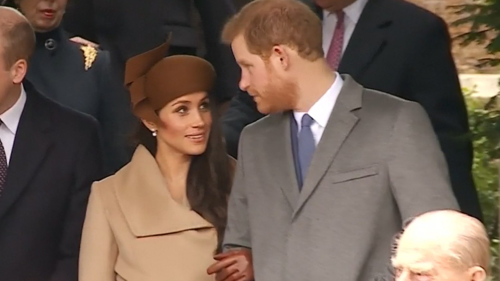 meghan-markle-and-prince-harry-greeted-well-wishers-after-royal-familys-church-service-at-sandringham