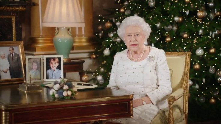 Queen Elizabeth II reportedly faces 'writer's block' in drafting her annual Christmas speech