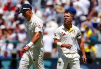 Tom Curran & David Warner