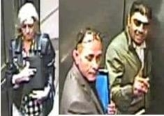 London pickpocket suspects