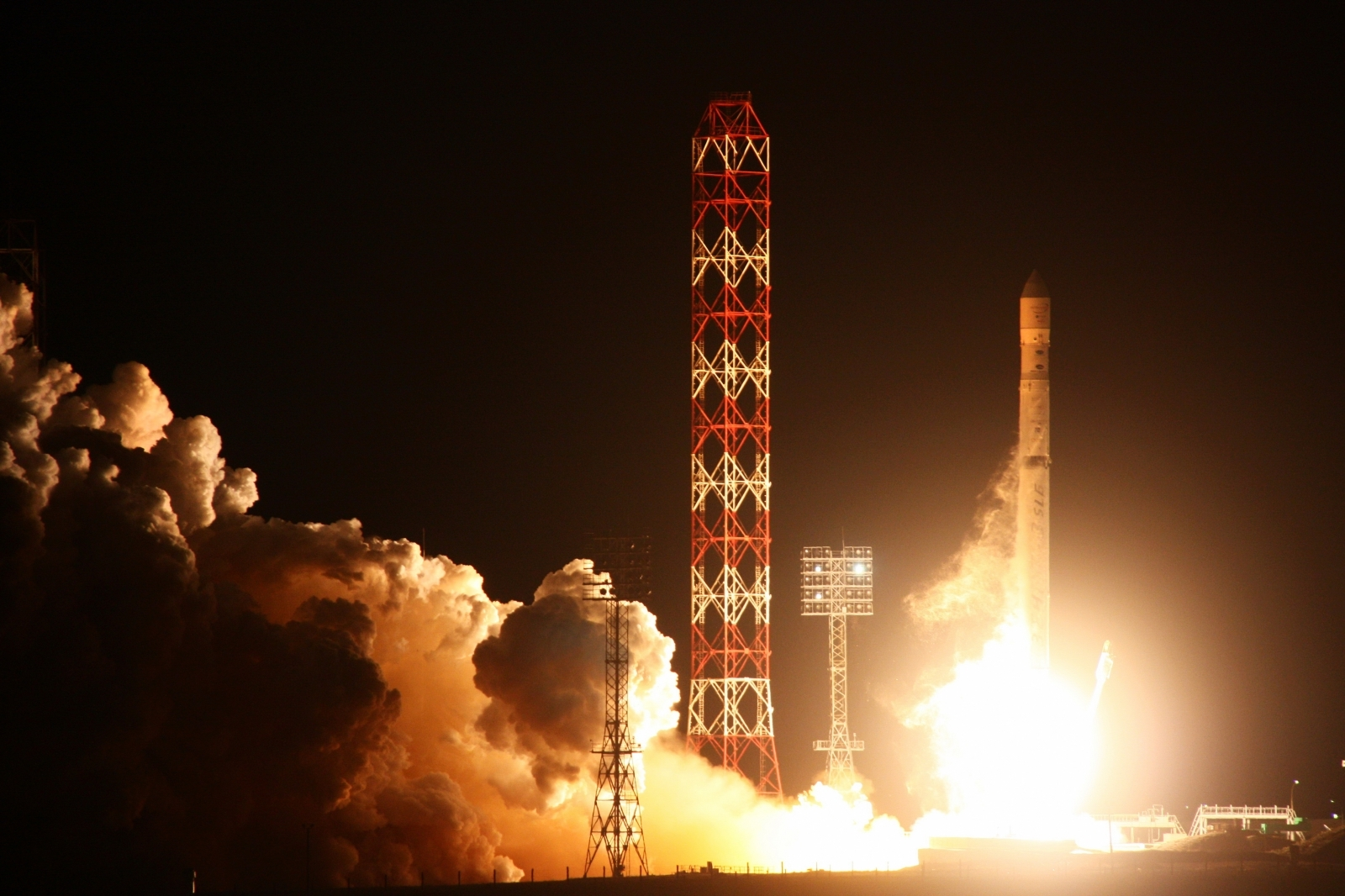 Angola's First Satellite Launched From Baikonur Spaceport