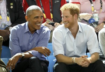 barack obama prince harry