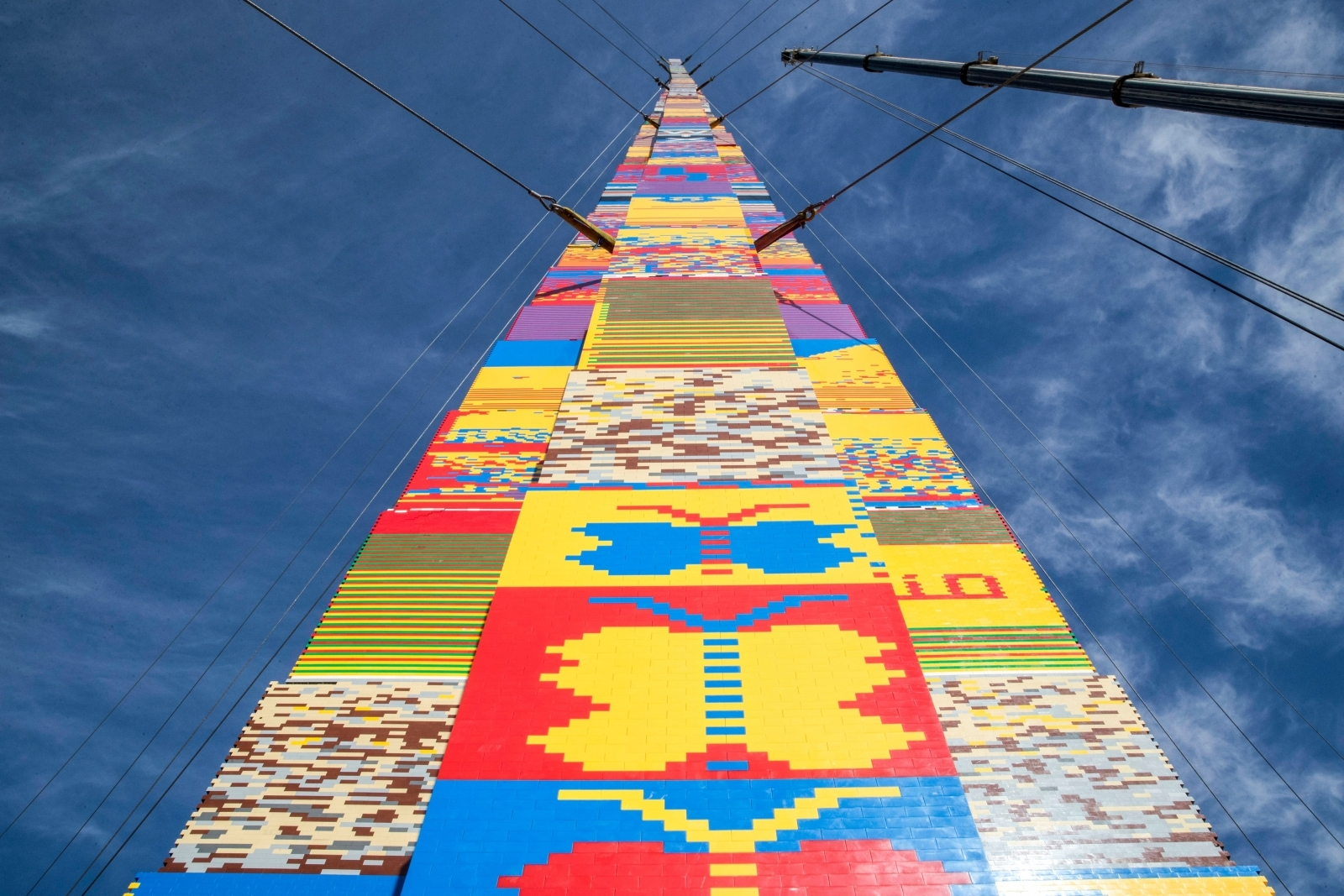 Lego Tower 5