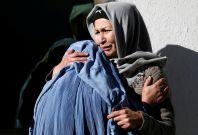 Afghan Kabul bombing
