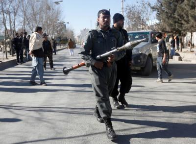 Kabul Shia blast