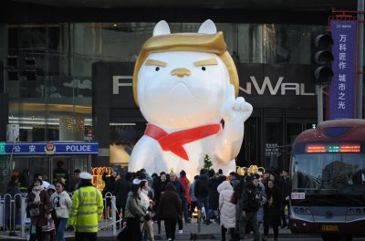 Donald Trump Year of the Dog