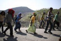 Ethiopia Saudi Arabia Illegal Immigrants