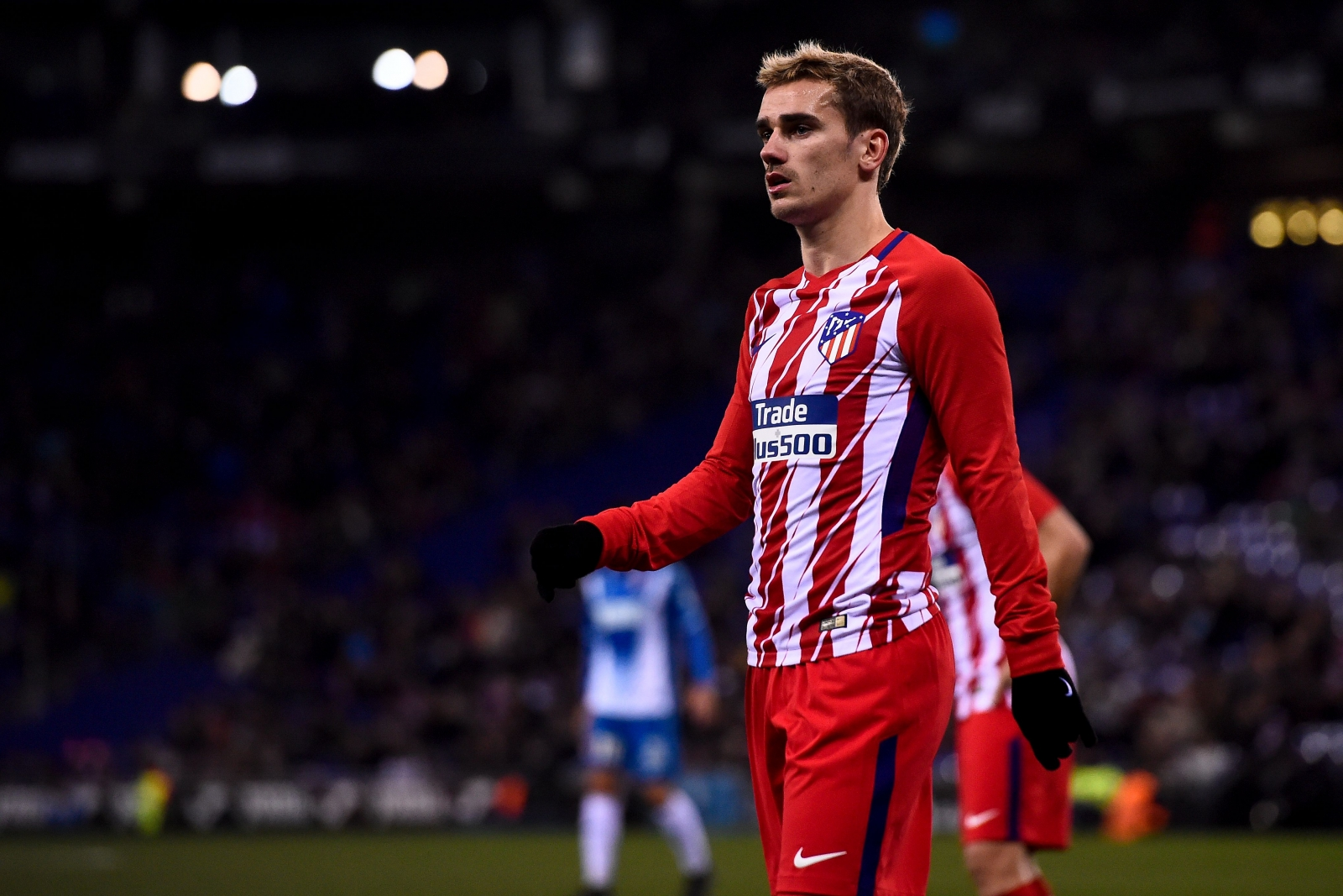 Atletico hopes to see Griezmann, Costa partnership