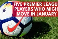 Five Premier League Players Who Might Move In January