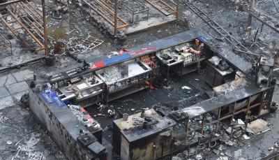 Mumbai fire Kamala Mills