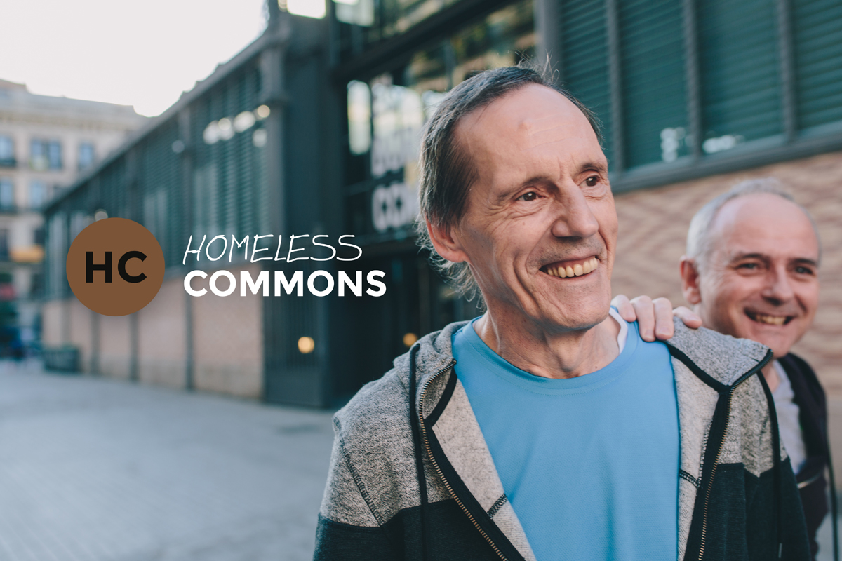 Homeless Commons photo project