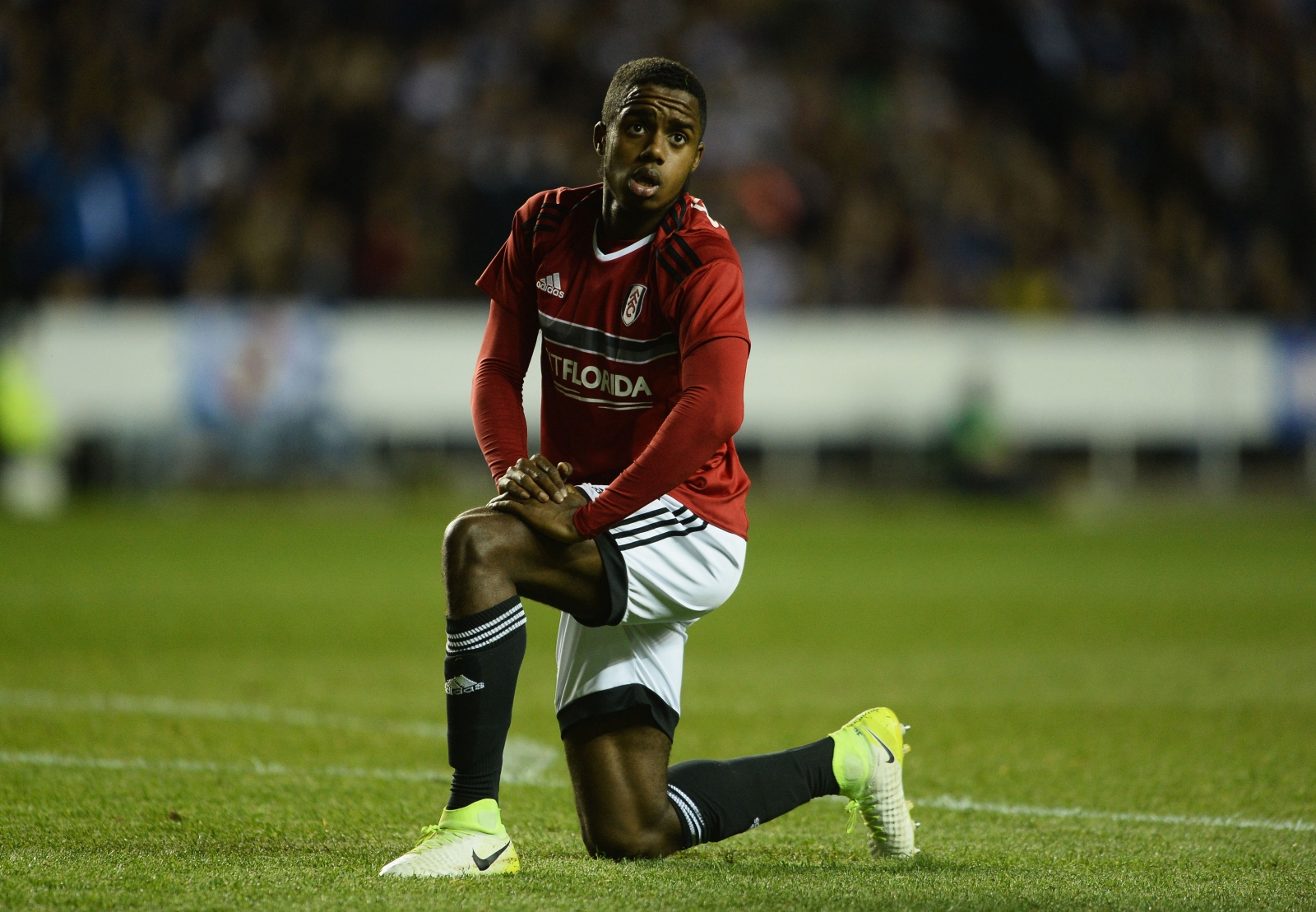 Sessegnon future out of Fulham´s control amid Real Madrid rumours