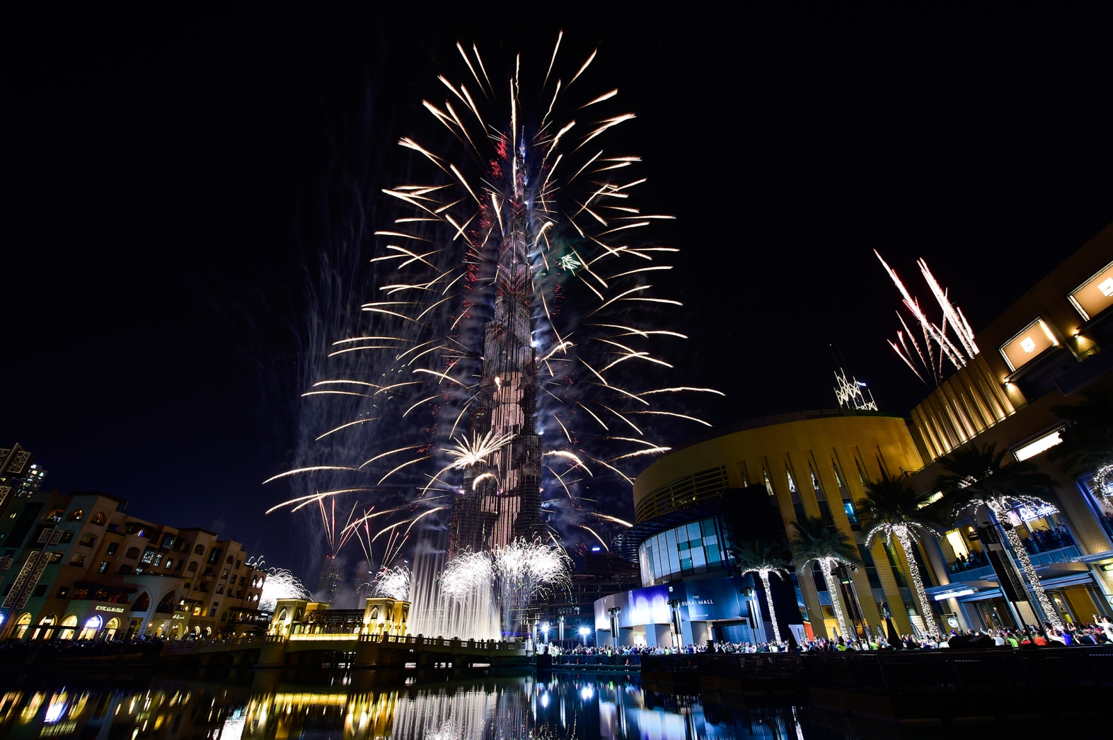Burj Khalifa New Year