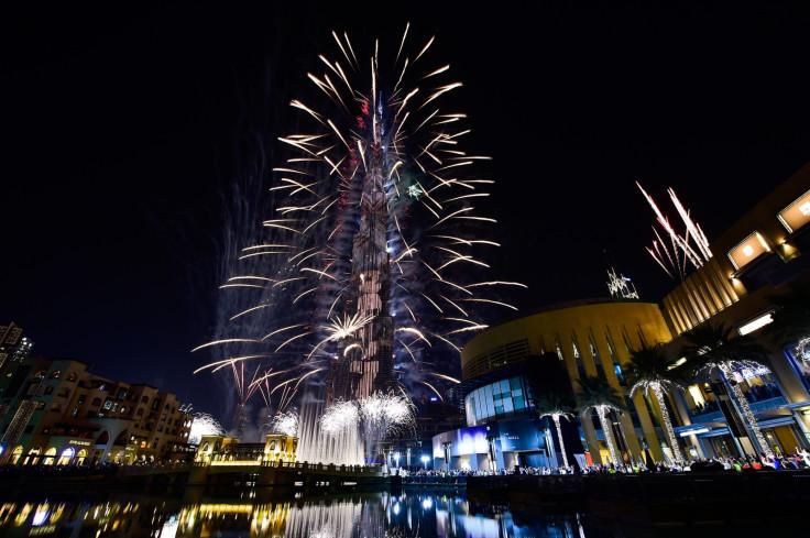 No Fireworks At Dubai S Burj Khalifa On New Year 2018