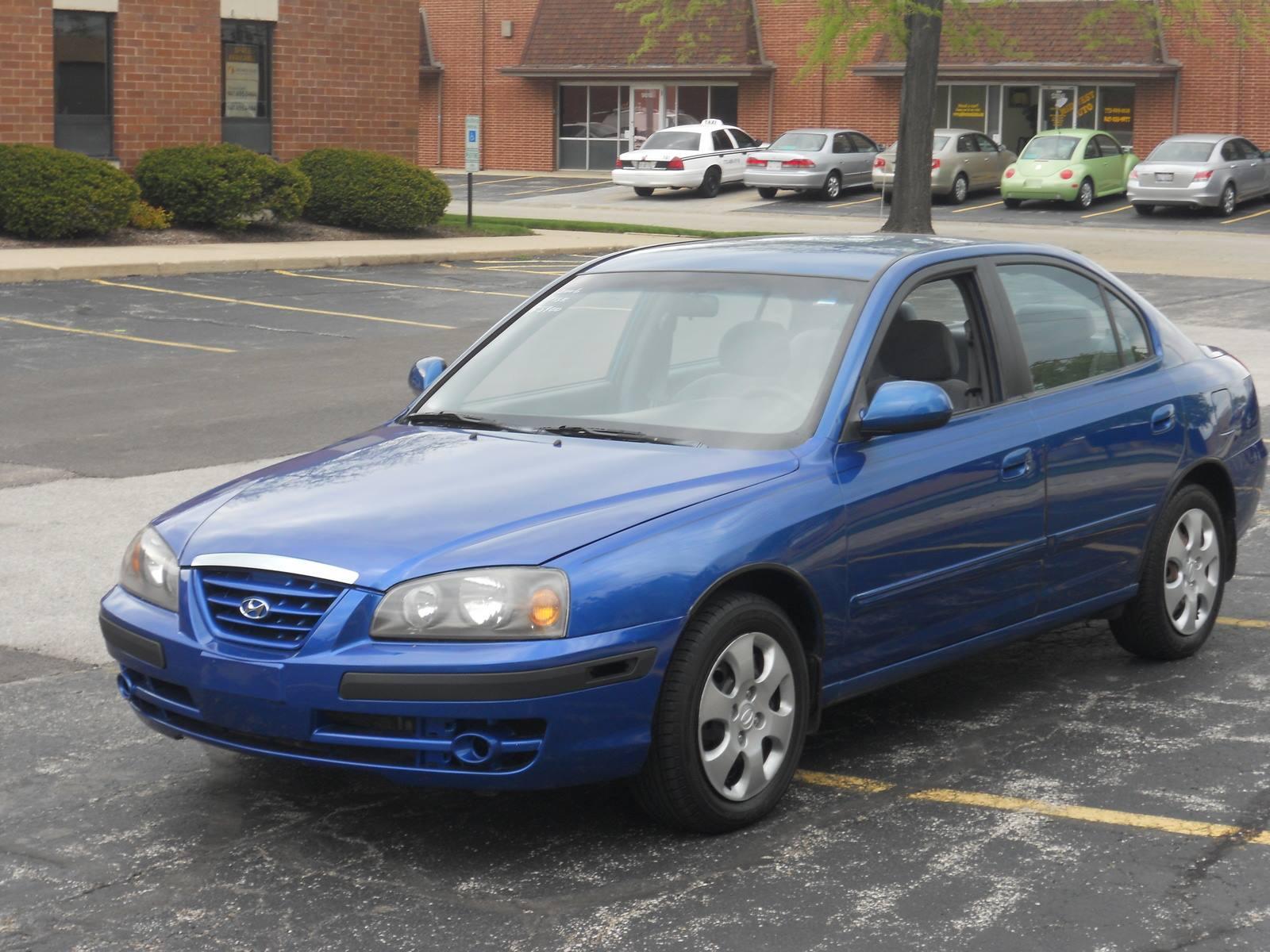 Blue car police search