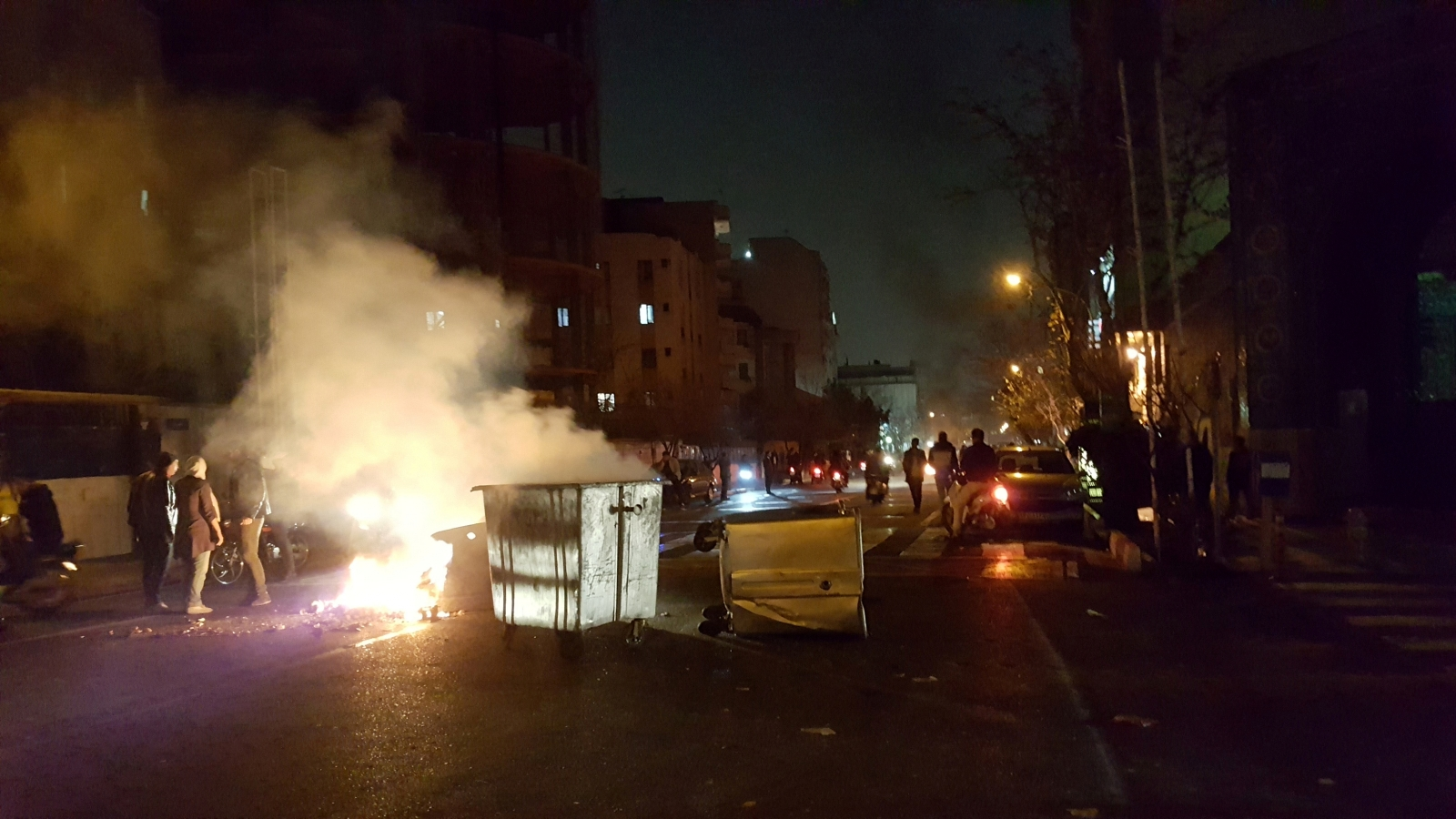 Iran anti-government protests