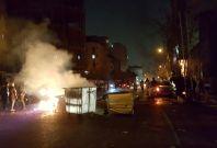 Iran anti-government protests