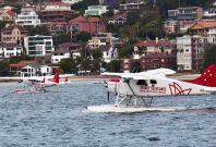 Sydney seaplane
