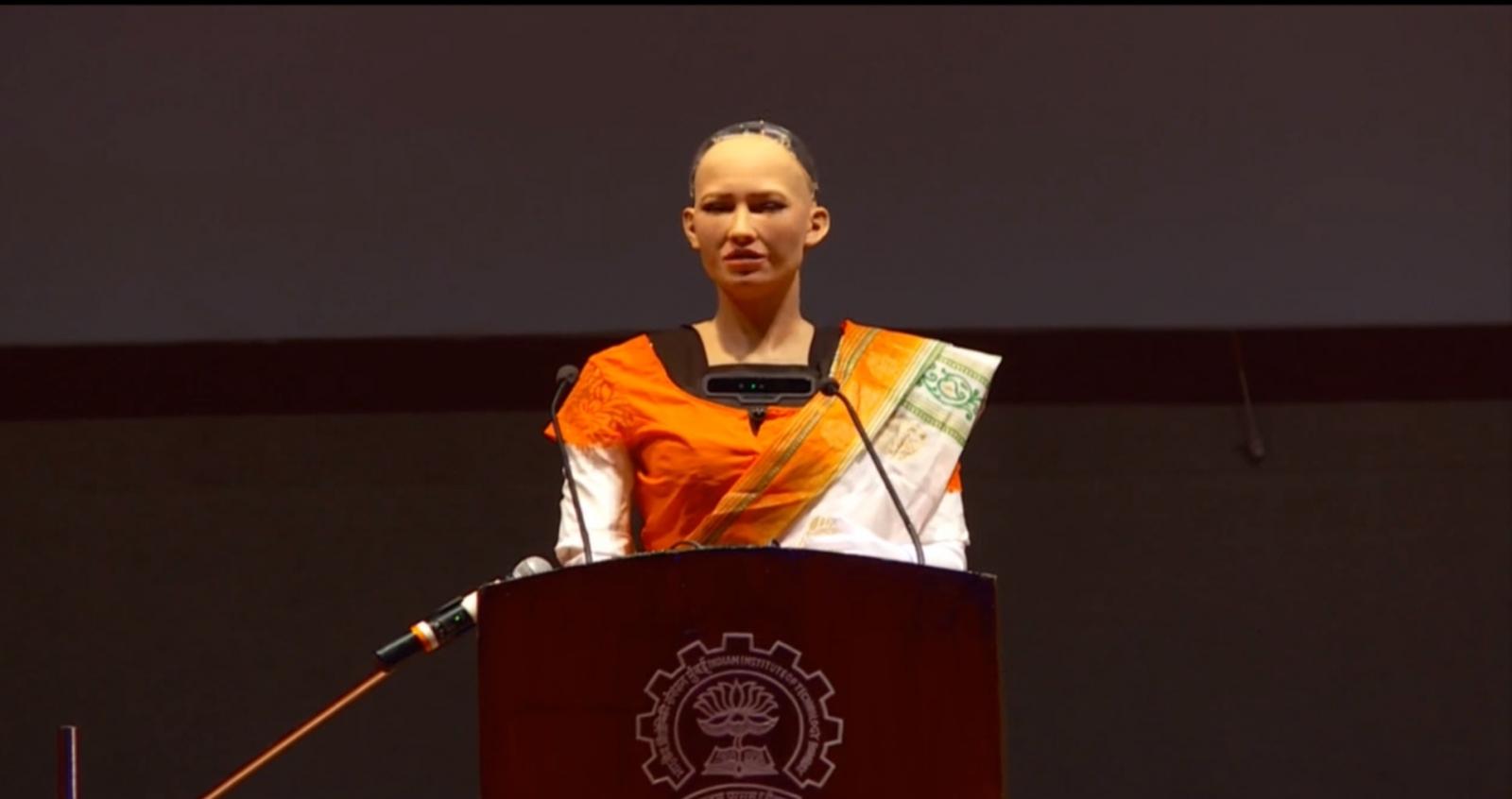 Sophia in India