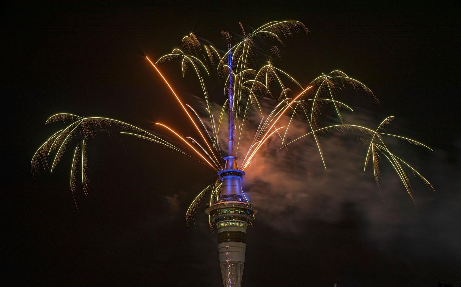 New Zealand New Year
