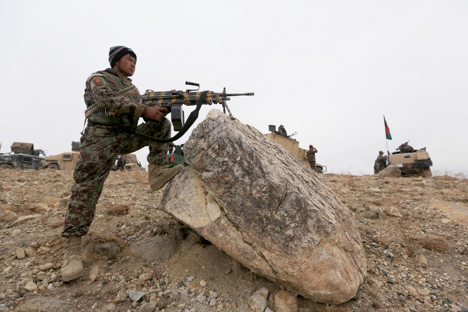 Afghan Taliban in Nangarhar