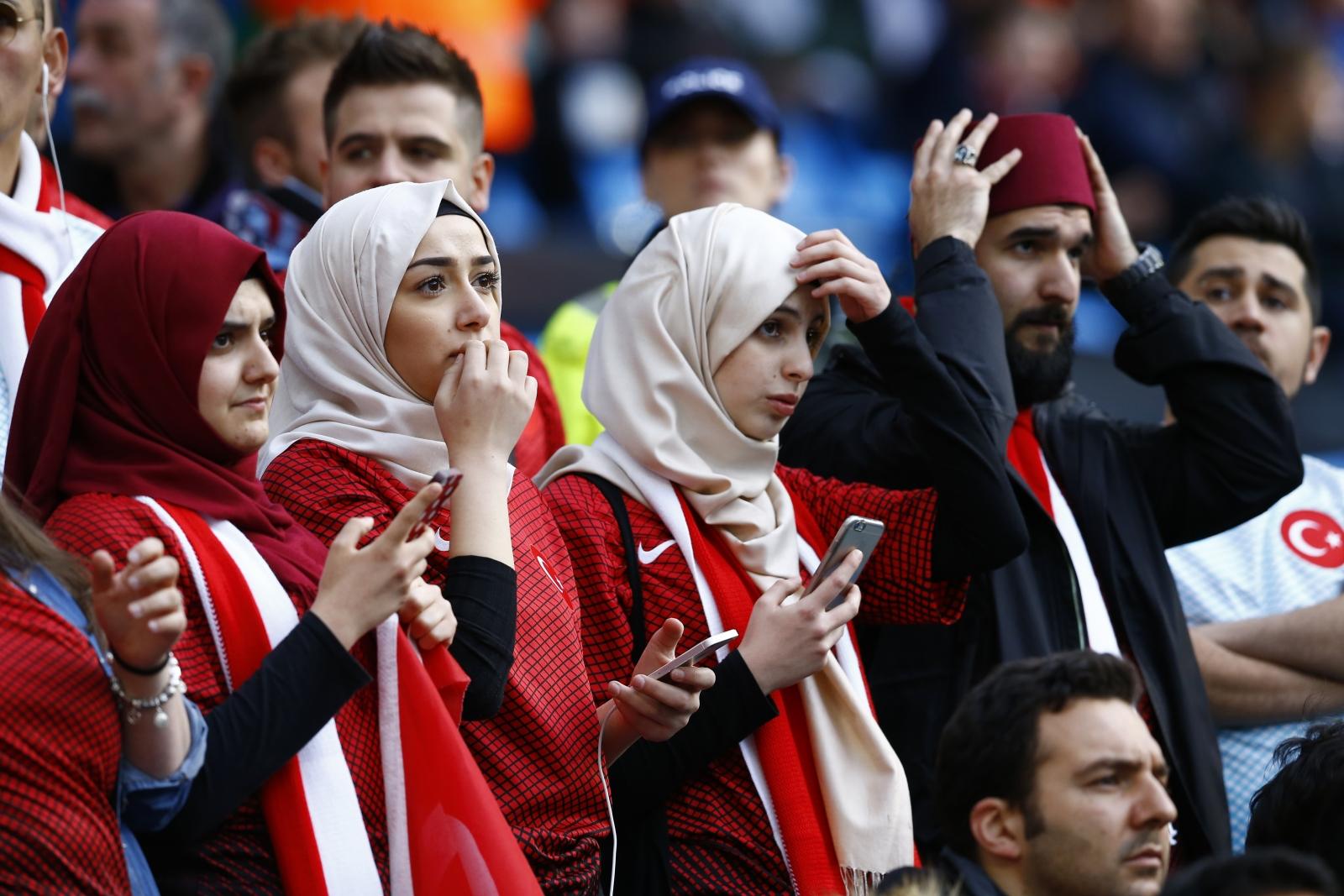 Turkey veiling party