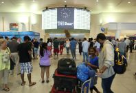 US airports passport system outage