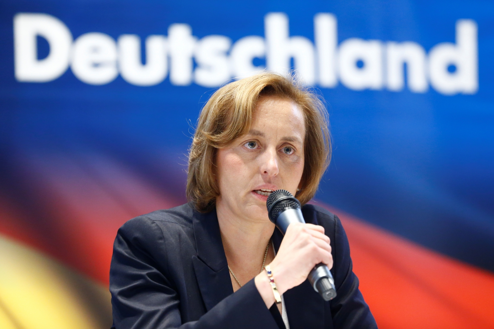 German nationalist lawmaker's anti-Muslim tweet prompts complaint