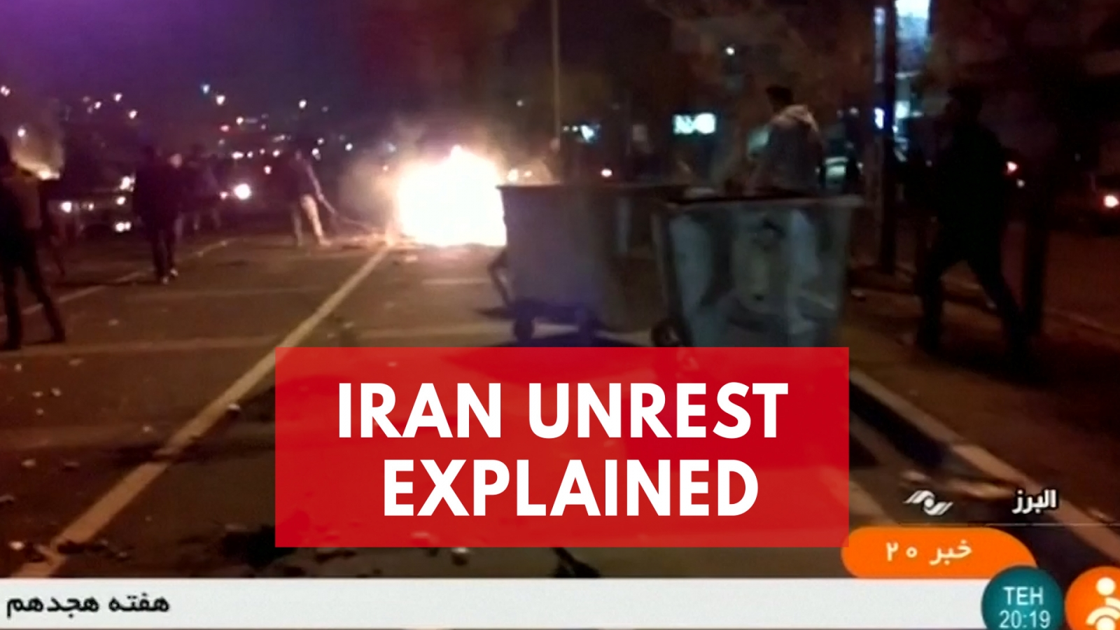 Iran Protests Explained: Death Toll Mounts As Anti-Government Rallies Reach Day 5