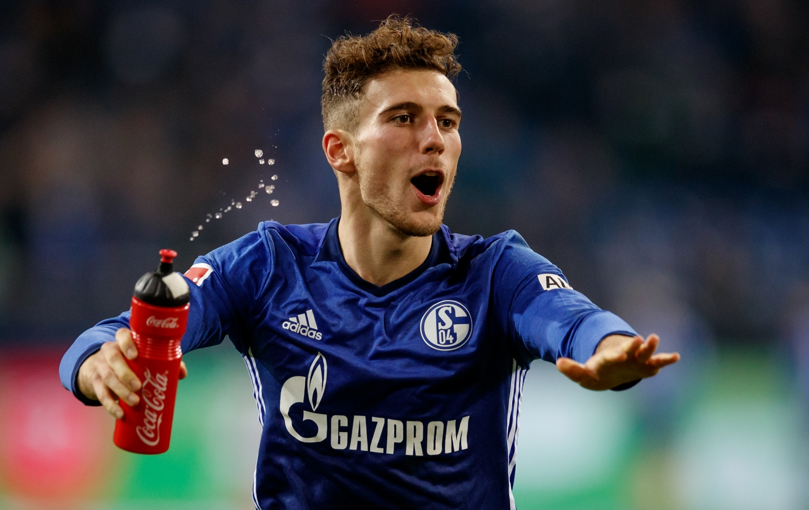 Schalke Director Denies Goretzka to Bayern Deal Done