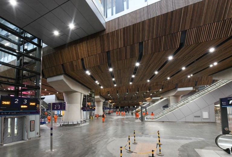 London Bridge's huge new concourse now open to the public