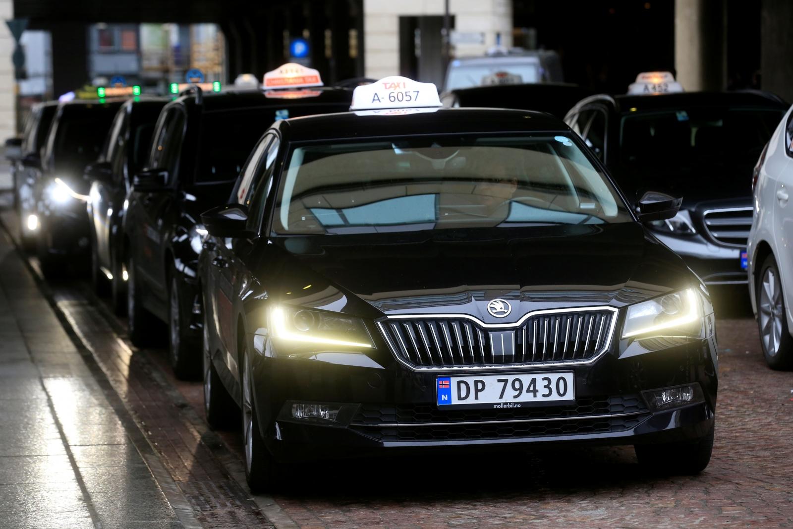 Copenhagen to Oslo taxi