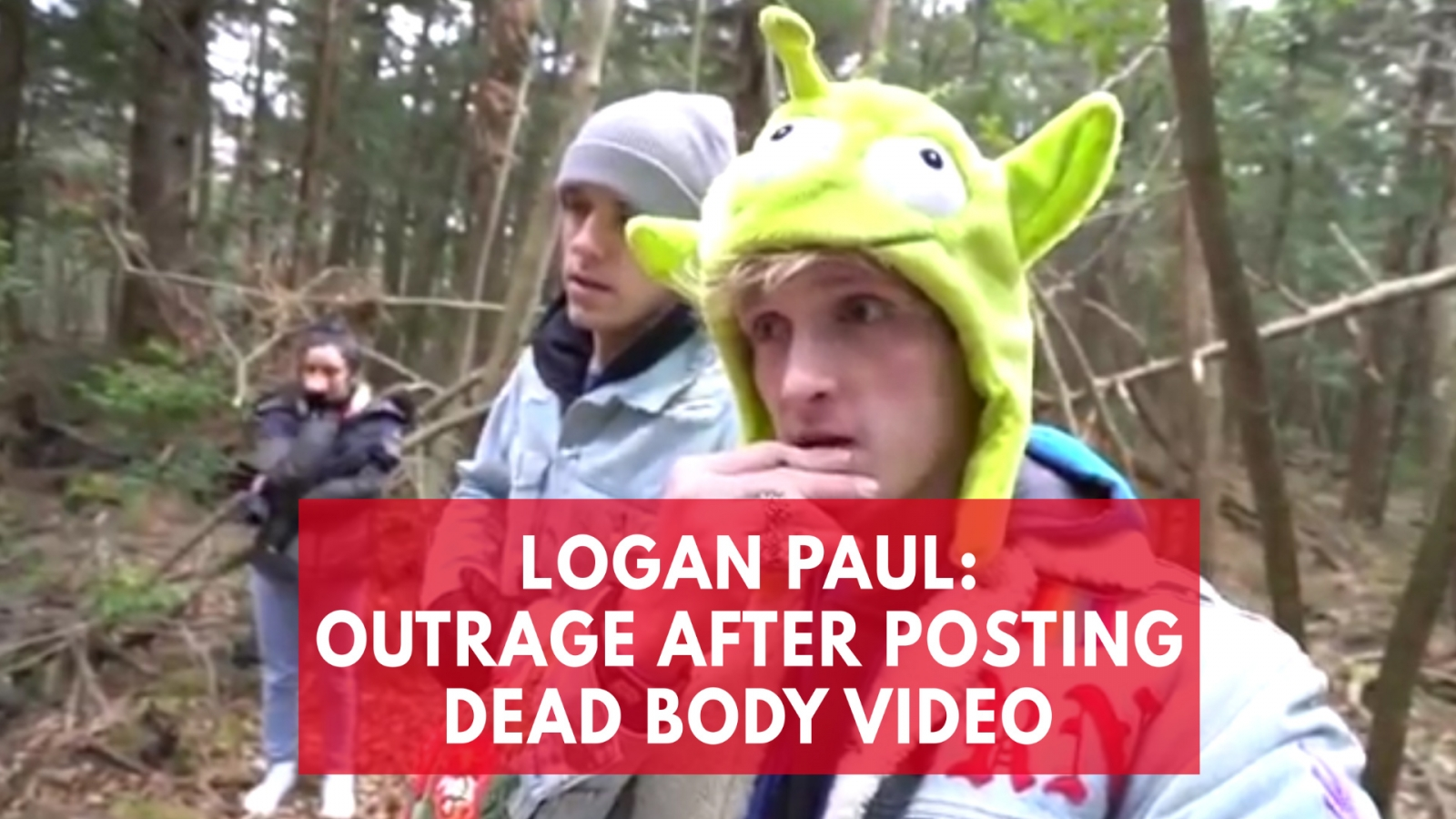 Who Is Logan Paul? Outrage After YouTube Star Posts Dead Body Video