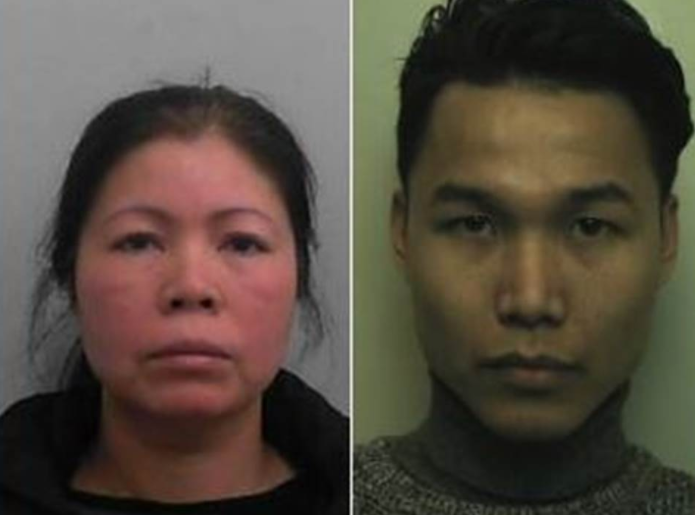 Trio who enslaved Vietnamese girls in nail bars jailed