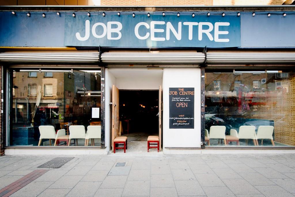 Job Centre Deptford