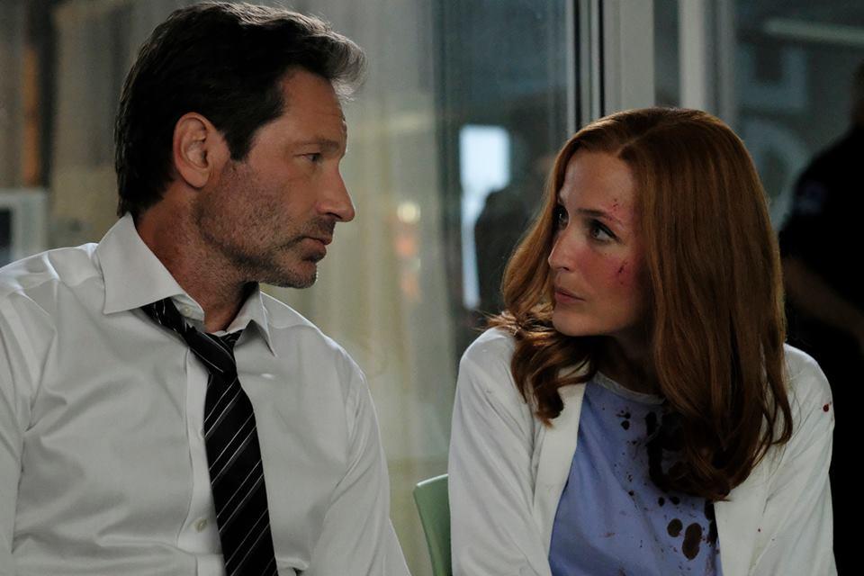 The X Files season 11