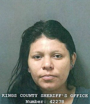 Adora Perez has been arrested for murder after her stillborn baby was found to have traces methamphetamine in its body