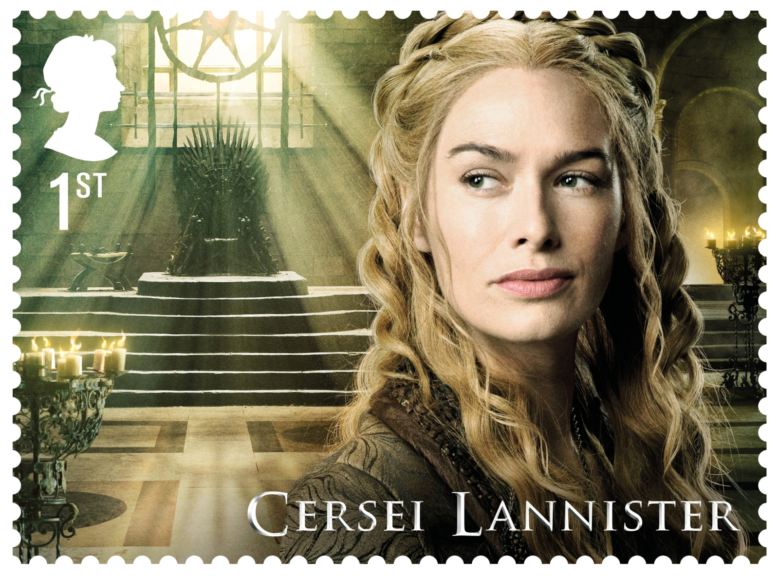 Cersei Stamp