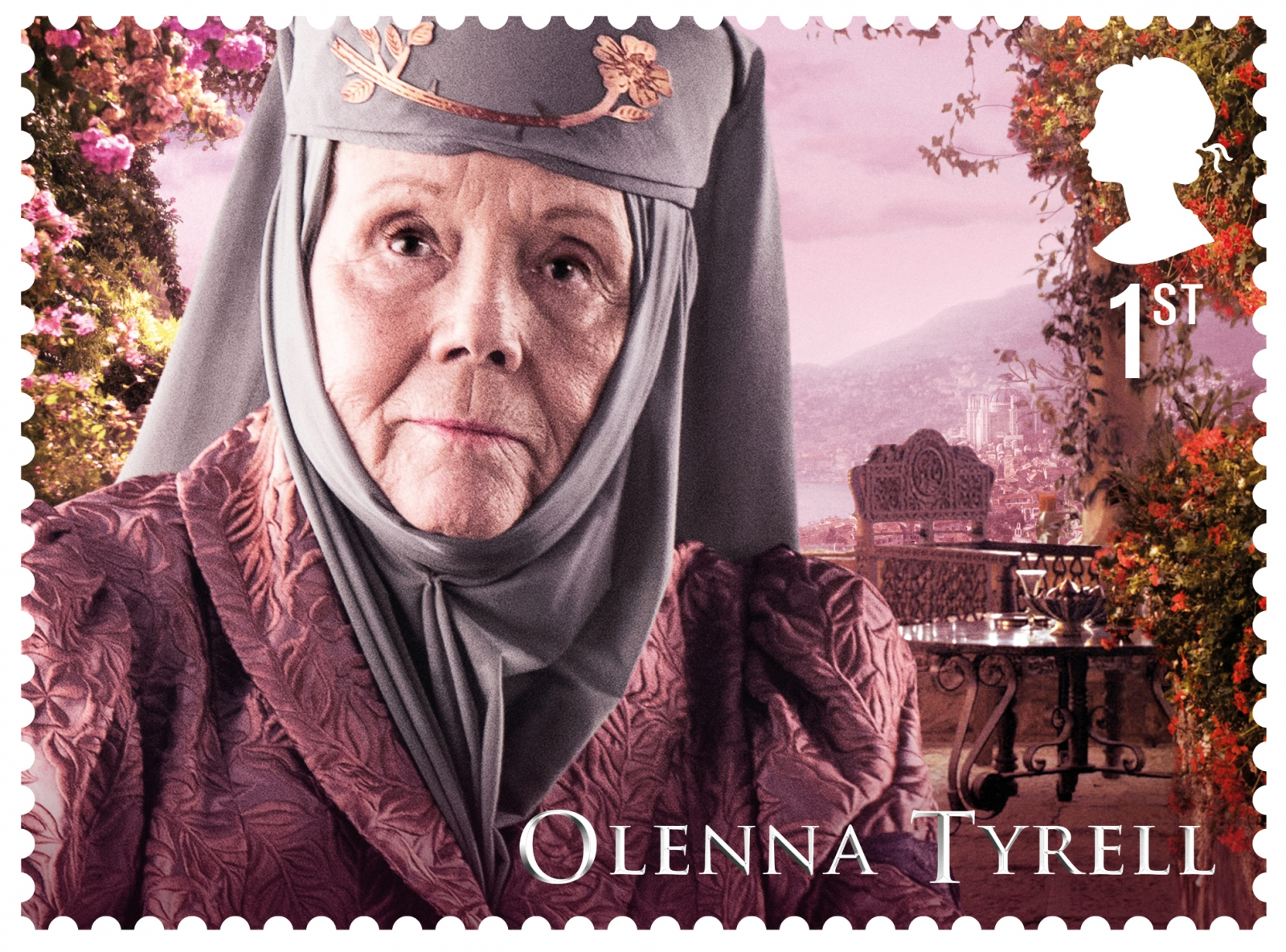 'Game of Thrones' characters in new set of British stamps