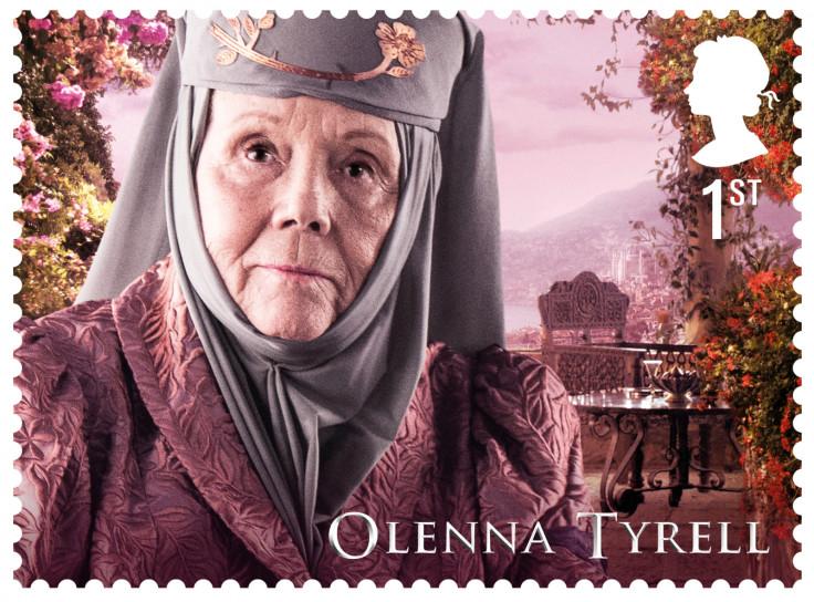 Olenna stamp