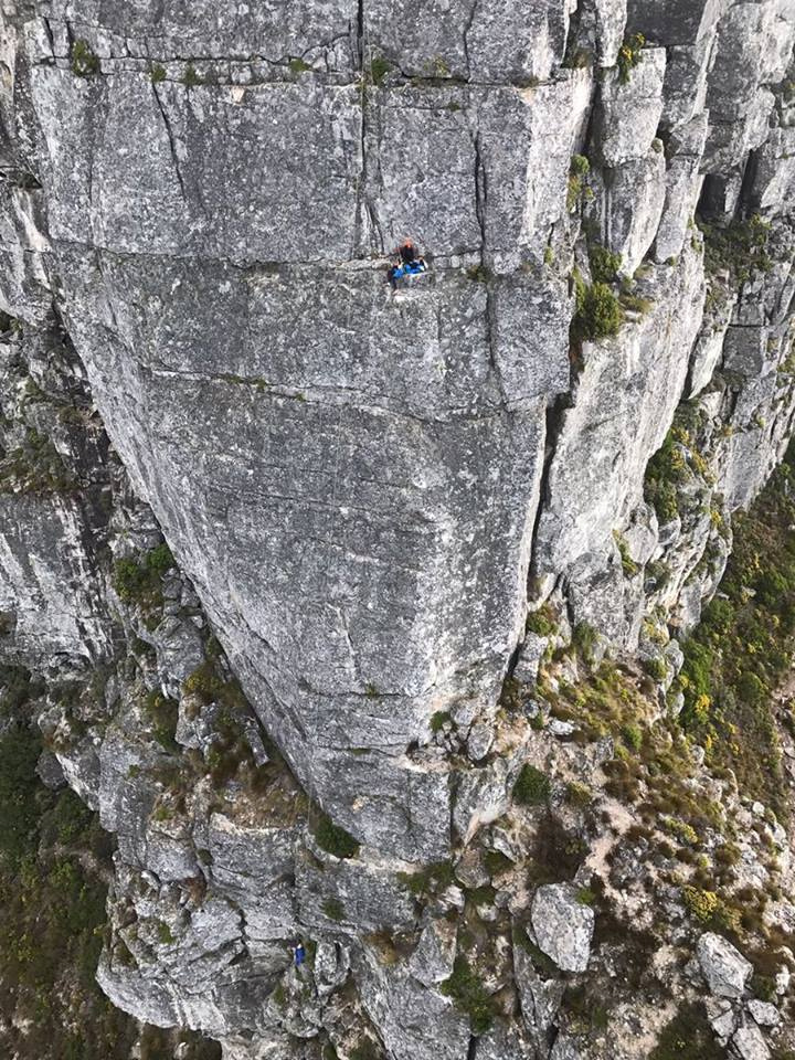 Table Mountain Accident