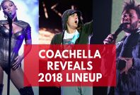 Coachella 2018: Who Is On The Lineup?