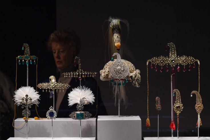 Al Thani jewellery collection