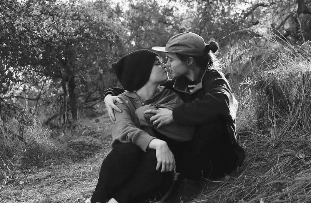 Ellen Page shares her marriage joy